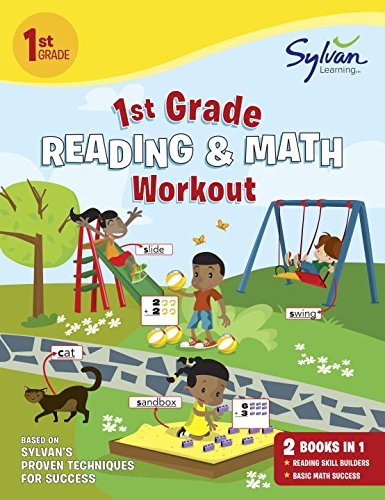 1st Grade Reading & Math Workout: Activities, Exercises, and Tips ...