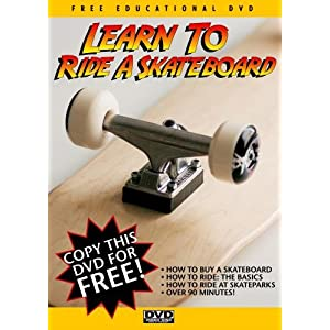 Learn To Ride A Skateboard movie