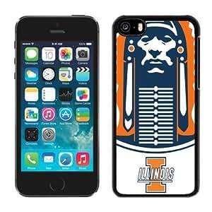 Customized Iphone 5c Case Ncaa Big Ten Conference Illinois Fighting Illini 2