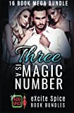 img - for Three is a Magic Number: 16 Book Excite Spice MEGA Bundle book / textbook / text book