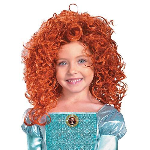 Fun Express - Brave-Merida Wig for Halloween - Apparel Accessories - Costume Accessories - Wigs & Beards - Halloween - 1 -