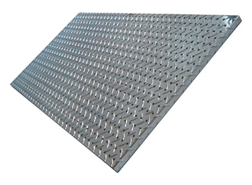 diamondLife HPB2448.D PegBoard X2 with Natural Diamond Plate, 24