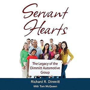 Servant Hearts Audiobook