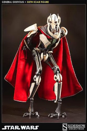 """Sideshow Star Wars General Grievous 1/6 Scale 12"""" Figure, Best Personal Drones and Quadcopters"""