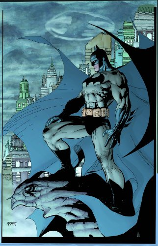 Batman Lee Jim Art (Batman #608 Jim Lee Poster)