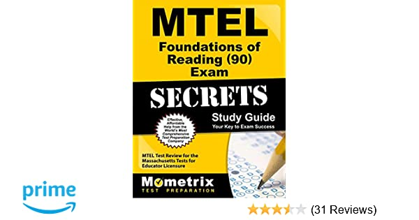 foundations of mtel study guide