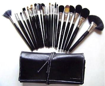 f32fbe2240ae Amazon.com  MAC 24 Piece Professional Brush Set  Beauty