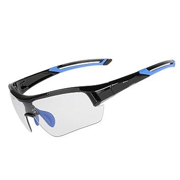 DAYANGE - Gafas de Ciclismo fotocromáticas de decoloración ...
