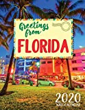 Greetings from Florida 2020 Wall Calendar