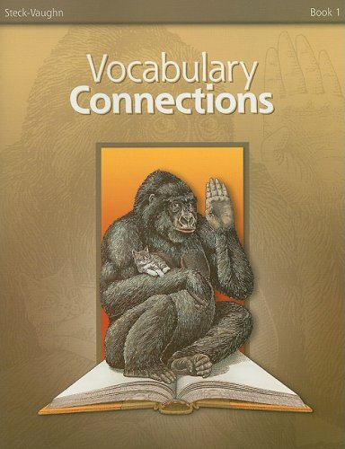 Steck-Vaughn Vocabulary Connections: Student Edition  (Adults A) Book 1