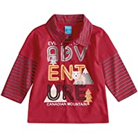 Camisa Polo Bito em Meia Malha Inverno Manga Longa