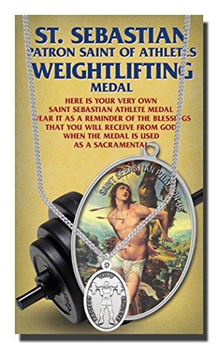+WEIGHT LIFTING MENS Saint Sebastian 24