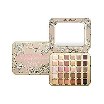 Too Faced Natural Love Belleza Definitiva Neutro Paleta De Sombra De Ojos Beauty
