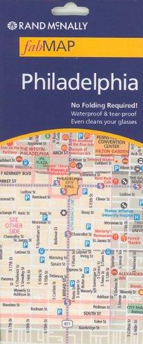 Rand McNally fabMAP: Philadelphia (Map Philadelphia Of)