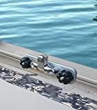 Brocraft Lund Sport Track/Versatrack Tracker Bimini Top Mount/Canopy Mounts/Versatrack Boat Accessories