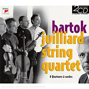 Bartok/Julliard String Quartet