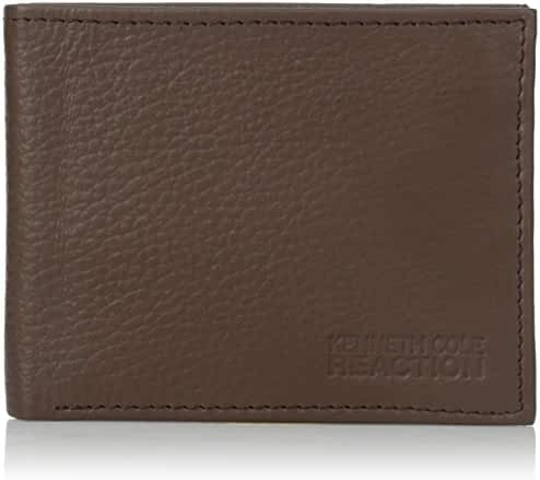 Kenneth Cole REACTION Men's Broadstreet Traveler Wallet