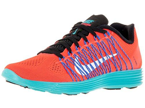 Nike Damen Wmns Lunaracer + 3 Turnschuhe Naranja (ttl Crmsn / White-pht Bl Bl-gmm)