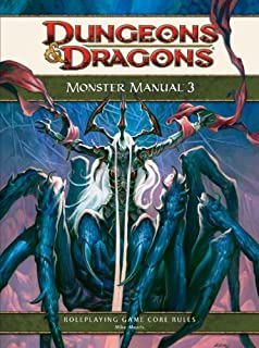 monster manual 2 a 4th edition d d core rulebook d d supplement rh amazon com Gamma World Monster Manual 4th Edition 3