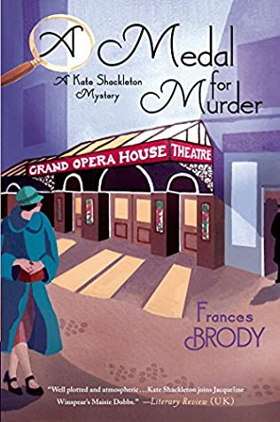 book cover of A Medal For Murder