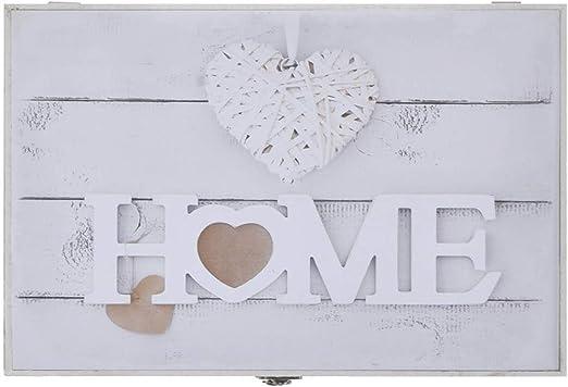 D,casa - Tapa de Contador Madera diseño Home, Cuadro de luz, cubrecontador: Amazon.es: Hogar