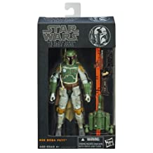 Star Wars The Black Series Boba Fett Figure