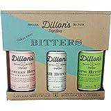 Dillon's 3-Pack Bitters - Cranberry, Hops, DSB