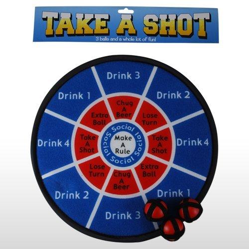 Take a Shot Drinking Darts