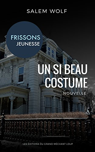 Sorciere Costume (Un si beau costume (French Edition))