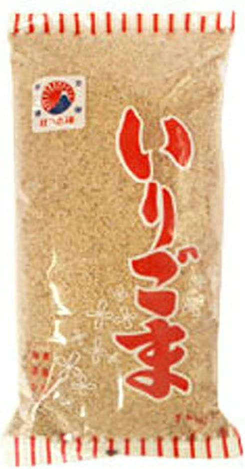 【業務用】 木村商店 いりごま 1kg 煎り 白胡麻 いり 白ごま