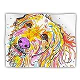 Kess InHouse Rebecca Fischer Koda Pet Dog Blanket, 60 by 50-Inch Review