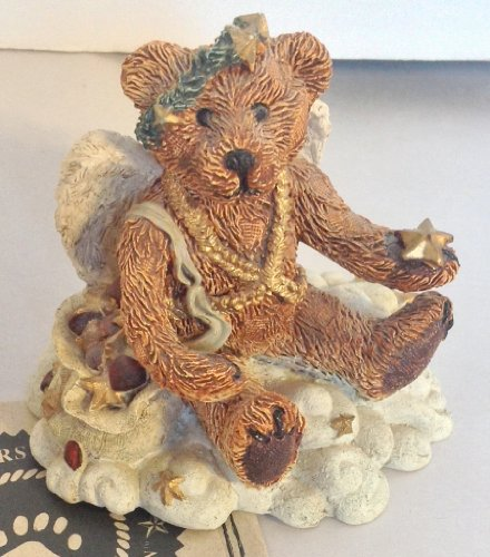 Boyd Bear Collection - Angel Bear - Rust -