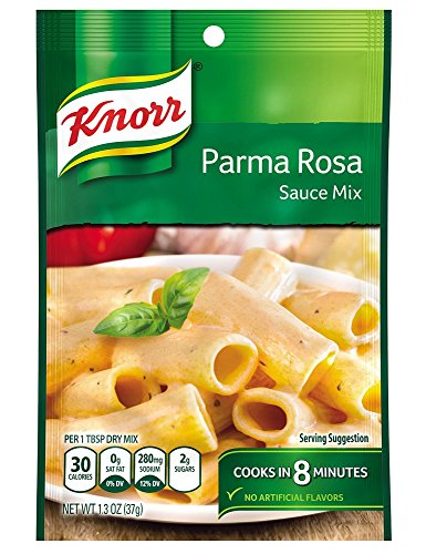 Knorr Mix Sauce Pasta Parma Rosa  1 3 Oz  Pack Of 4