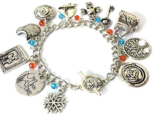 Onve Upon Time Charm Bracelet - Womens Jewelry Gift Merchandise -