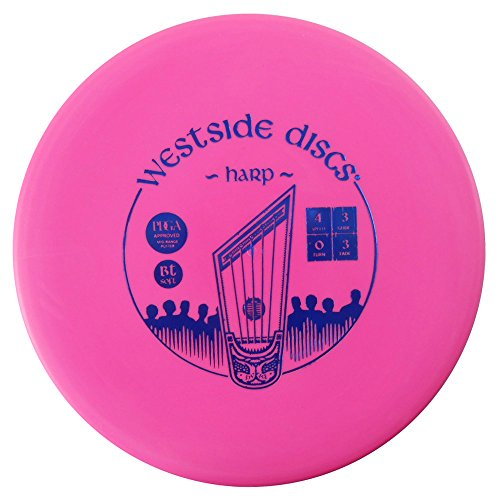 Westside Discs BT Soft Harp Putter Golf Disc [Colors may vary]