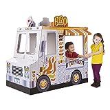 Melissa & Doug Food Truck Indoor Playhouse