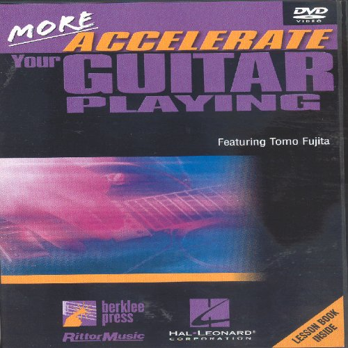 Blues Guitar Ear Training - More Accelerate Your Guitar Playing DVD