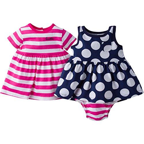 Gerber Baby Girls Piece Dress
