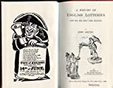 History of English Lotteries 9780810332508