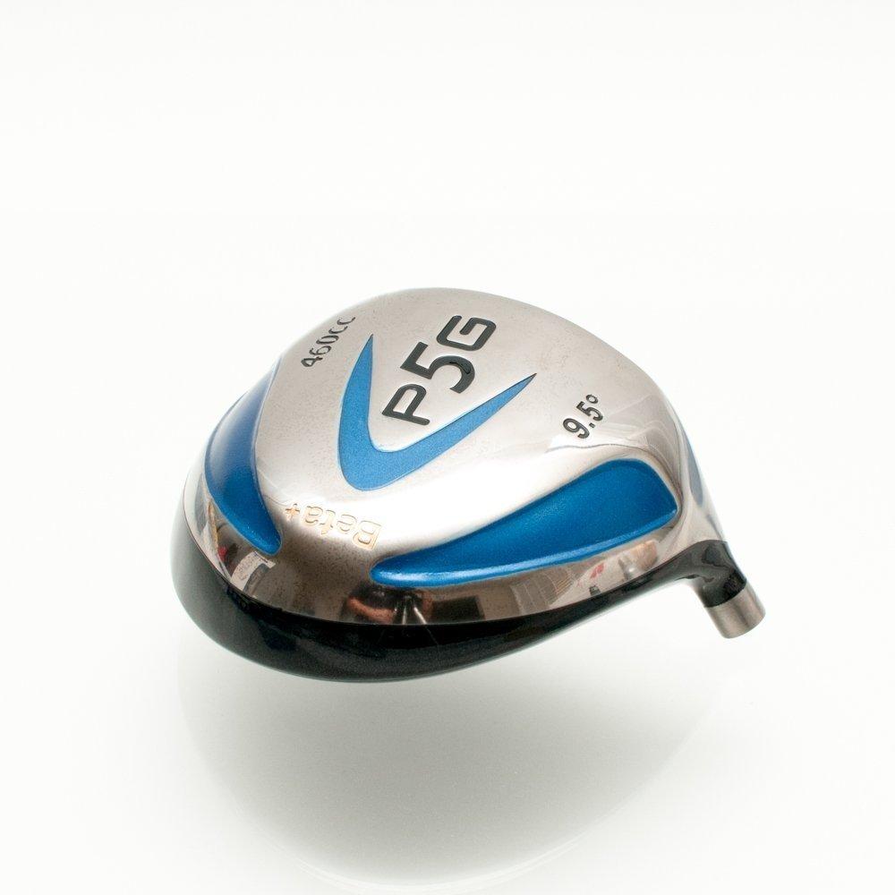 p5gベータチタンゴルフコンポーネントヘッドロフト9.5、12度右利き B016K2FWTK  12