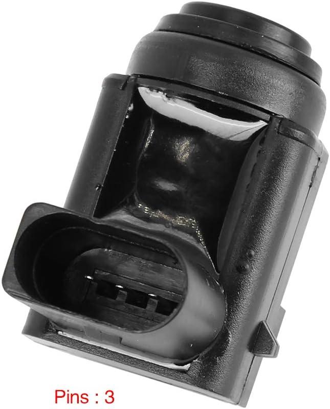 X AUTOHAUX 4pcs Car Reverse PDC Parking Assist Sensor 1K0919275 for VW Jetta Glof Porsche Seat Skoda