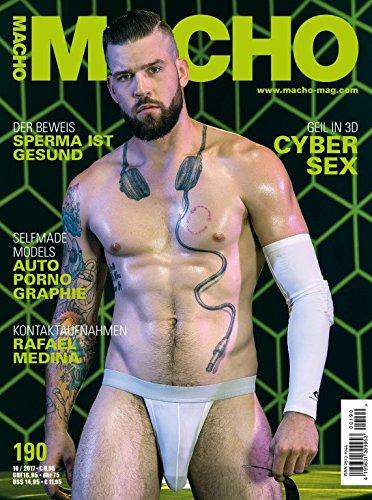Macho Magazin #190 - 2017/10