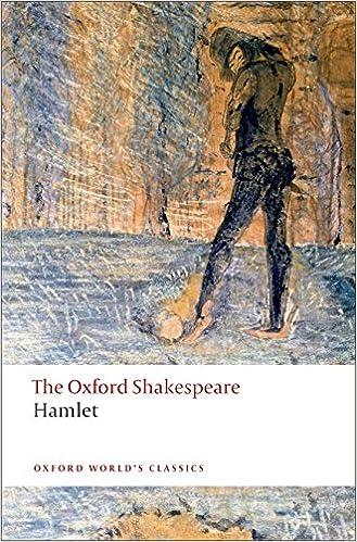 Amazon.com: The Oxford Shakespeare: Hamlet (Oxford World's ...