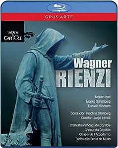 Wagner: Rienzi [Blu-ray]