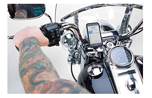 RokForm Polished Aluminum Motorcycle Mount by Rokform (Image #2)