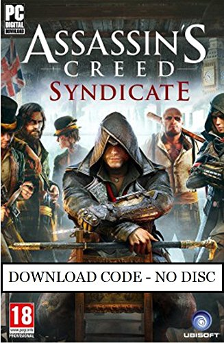 Assassin's Creed Syndicate: PC game india [DOWNLOAD CODE ]