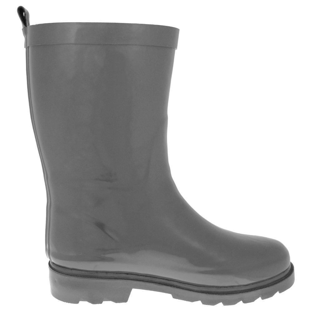 Capelli New York Gusset /& Back Pull Loop Short Sporty Body Womens Rubber Rain Boot