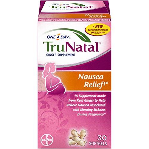 TruNatal Nausea Relief Supplement