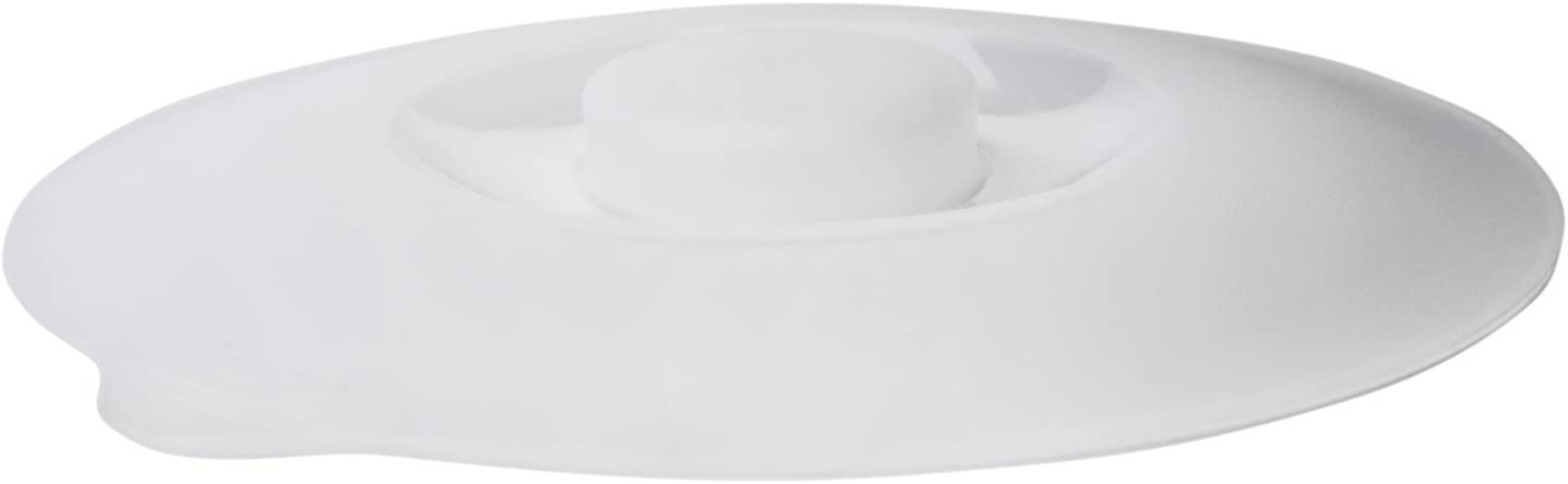 Tovolo Quick Seal Silicone Lid, Clear - 10""