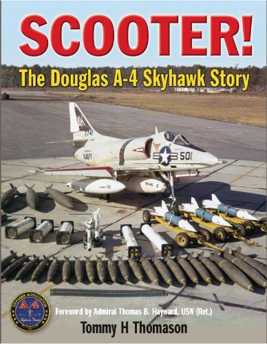 Scooter: The Douglas A-4 Skyhawk Story for sale  Delivered anywhere in USA
